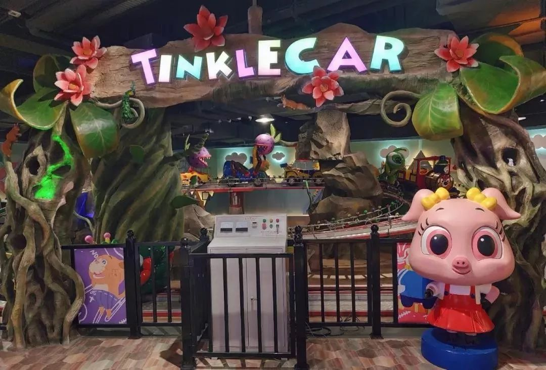 瞄准儿童消费市场,米粒影业旗下娱乐品牌TINKLE WORLD(丁当乐园)竣工