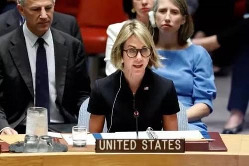"""据俄罗斯卫星通讯社报道,当地时间周三(8日),美国驻联合国大使凯利・克拉夫特(Kelly Craft)致信联合国安理会(United Nations Security Council),表示美国""""准备无条件地与伊朗进行严肃谈判""""。"""