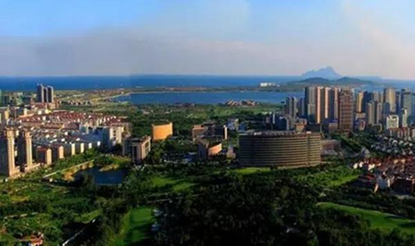 """2020近郊和辅城:西海岸新盘扎堆 三大片区将燃""""战火""""!还有即墨和胶州"""