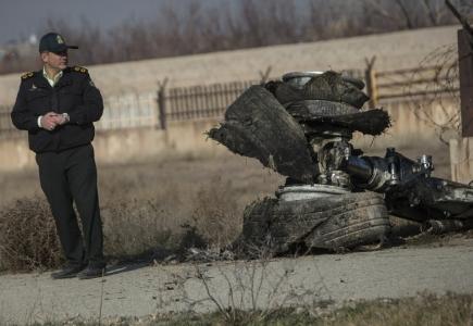 伊朗称失事客机黑匣子将送往乌克兰