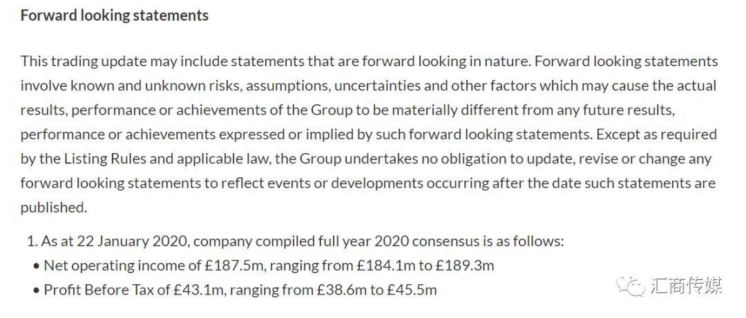 CMC Markets三季度业绩强劲,预计全年营收1.875亿英镑