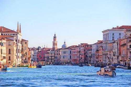 意大利威尼斯 图片来源:摄图网