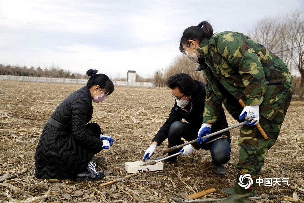 辽宁气象部门开展今年首次人工测