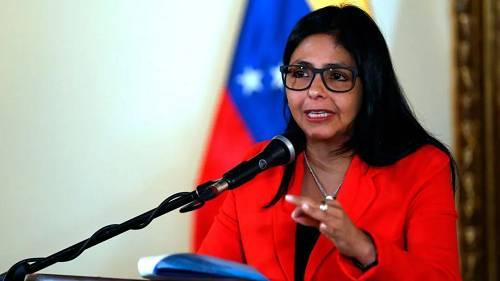 委内瑞拉副总统罗德里格斯 图自委内瑞拉媒体