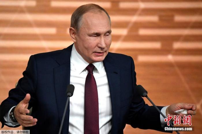 普京:受疫情影响 将推迟俄宪法修正案全民公投