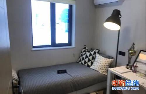北京市大兴区一楼盘样板间