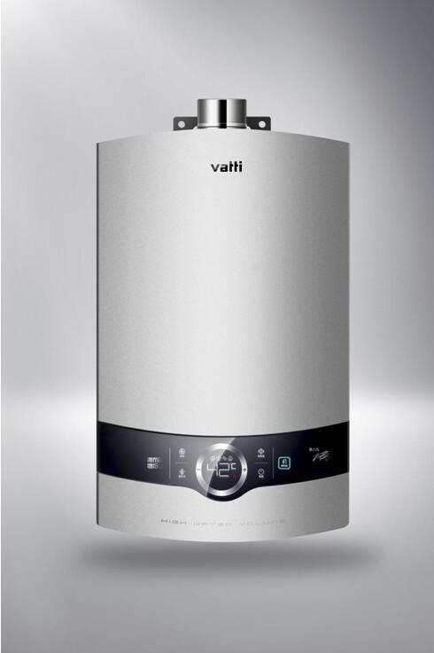 华帝瀑布浴热水器ZH6震撼上市   重新定义高品质零冷水沐浴