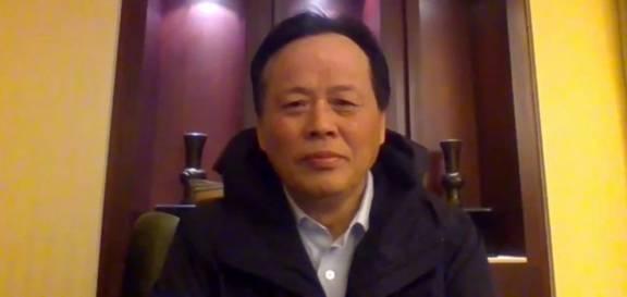 中央指导组专家、中国科学院院士仝小林发言