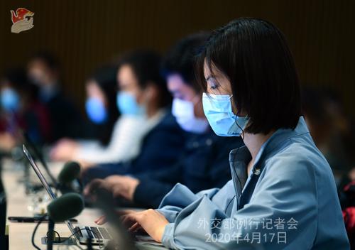 是否批准世卫到武汉调查疫情数据实在性?中方回答