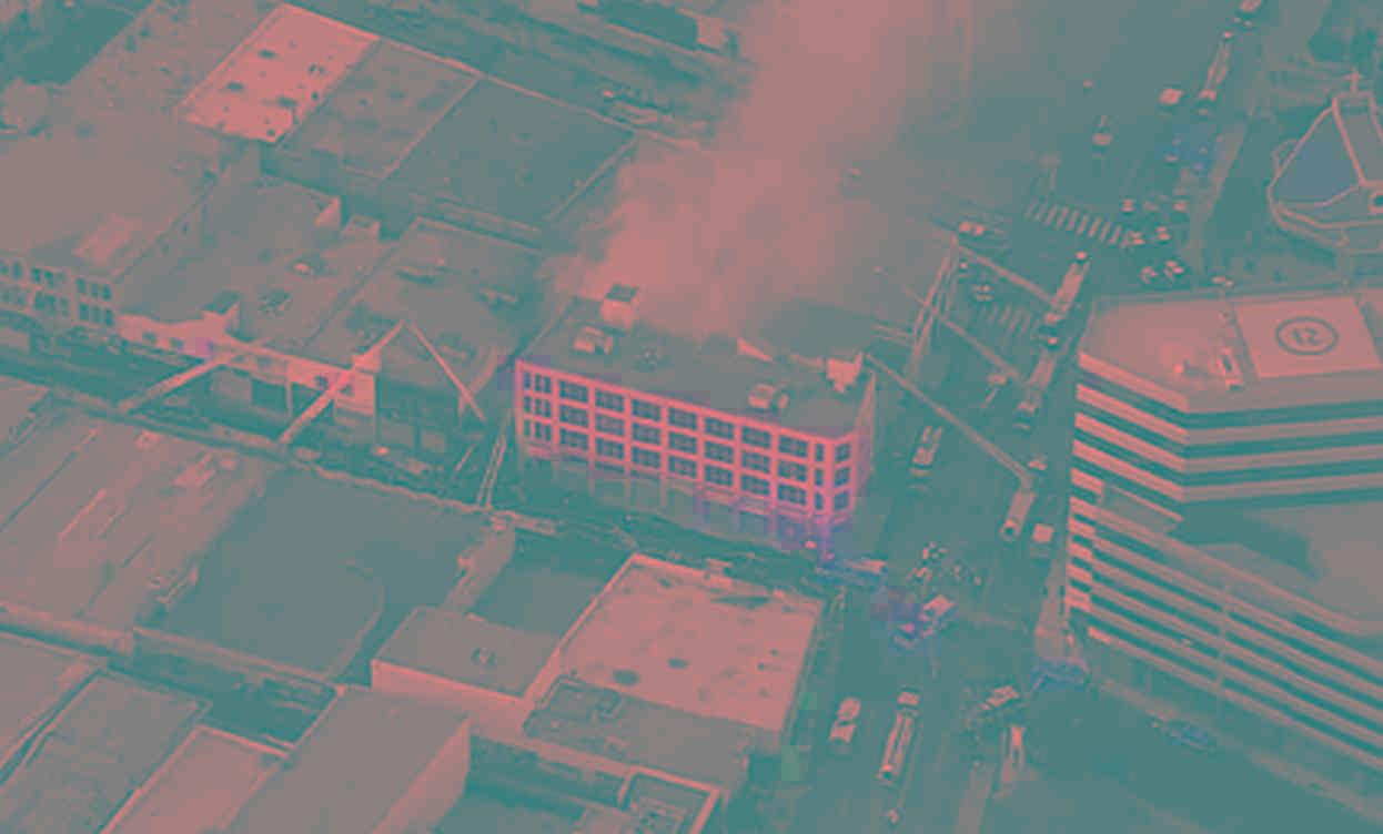 美国洛杉矶市中心发生爆炸!初步查明事发建筑物