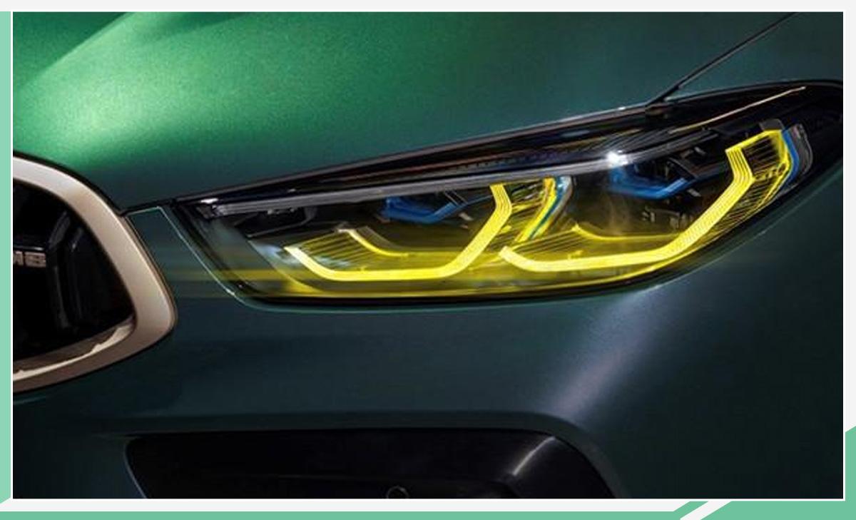 限量5台! 宝马M8四门轿跑车极光版售256.8万
