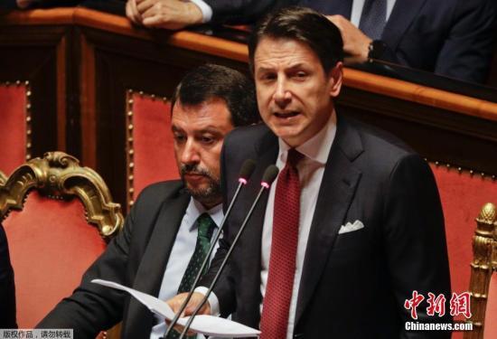 民调:意大利总理孔特应对疫情得当 支持率升至63%