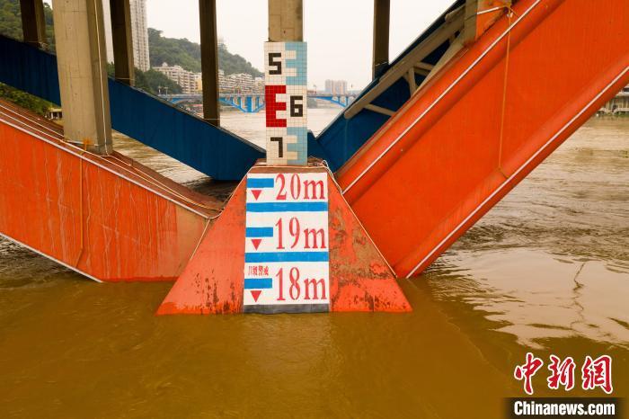 广西梧州城将出现超警戒水位2米左右洪水