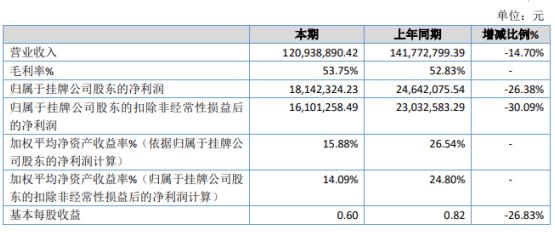 氢动益维2019年净利下滑26.38% 系因研发投入增加