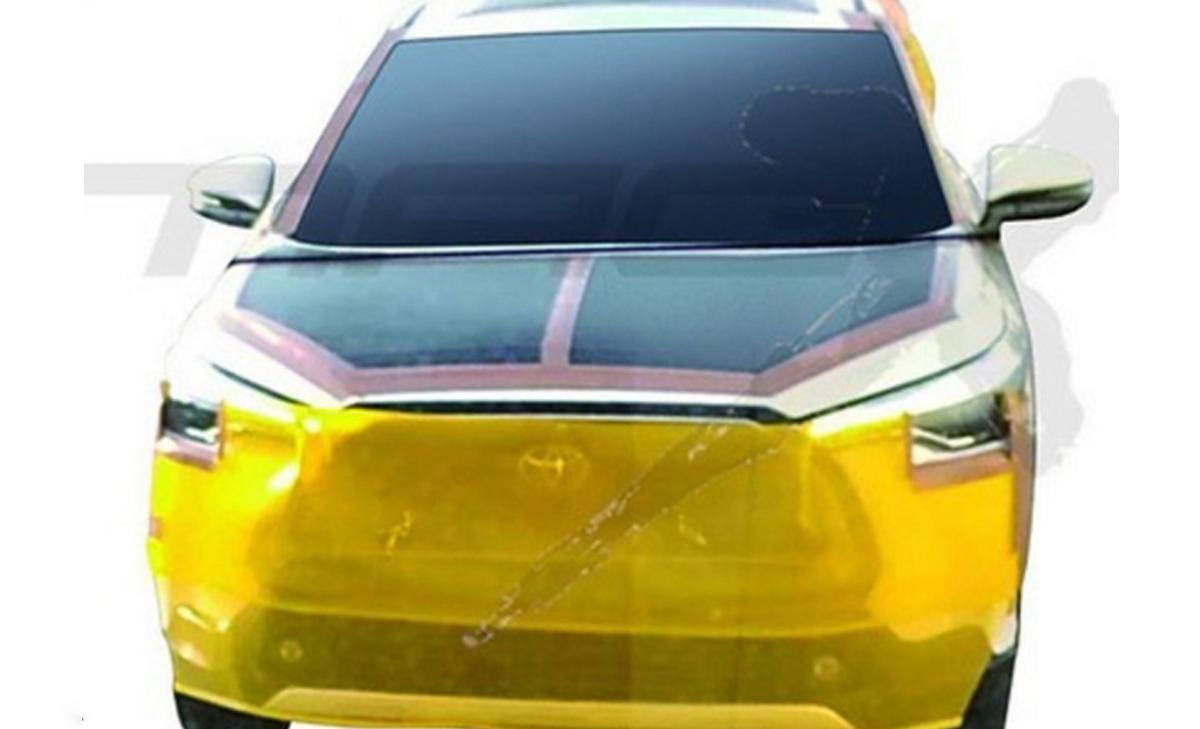 产品线越来越丰富 丰田Corolla Cross年内发布
