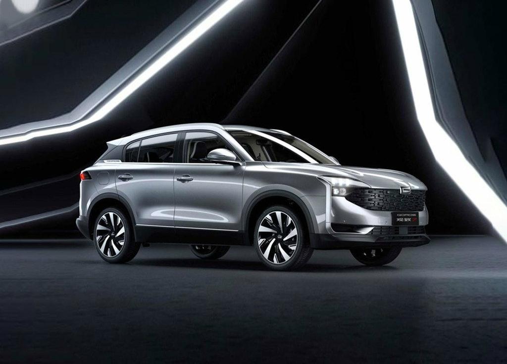 延续概念车造型 观致全新SUV将于7月27日亮相