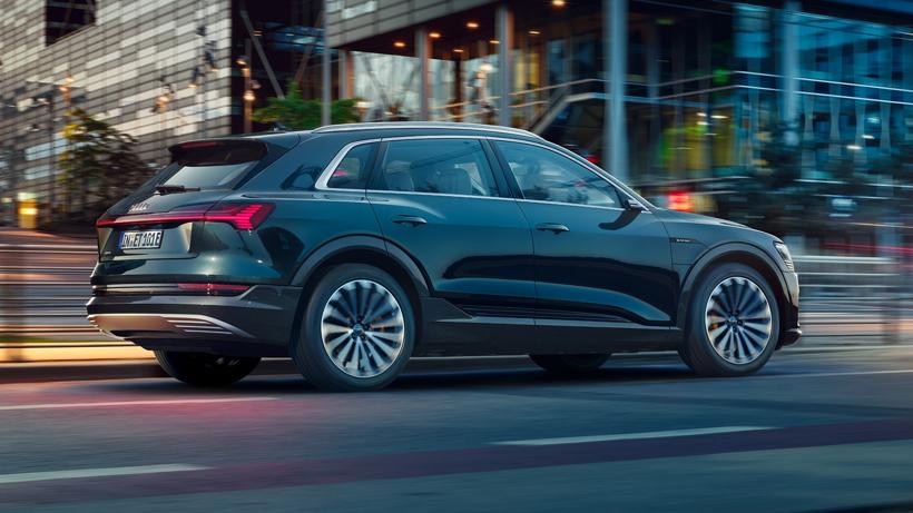 奥迪e-tron成上半年欧洲最畅销电动汽车