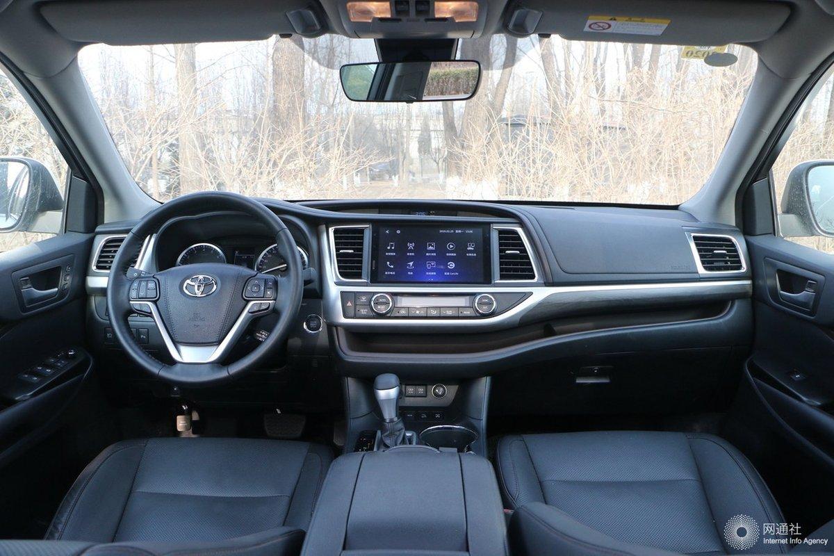 或为最后新版本 丰田汉兰达将推百万纪念版车型