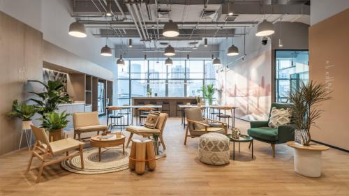 营造舒适办公空间,梦想加助力企业创造力提升