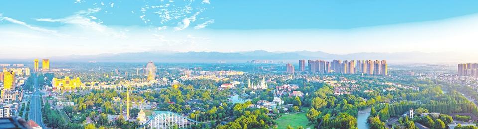 成都温江:以专医之路 谋公园城市产业大棋局