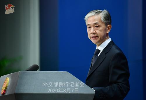 外交部:当前中加关系遭遇困难 责任不在中方
