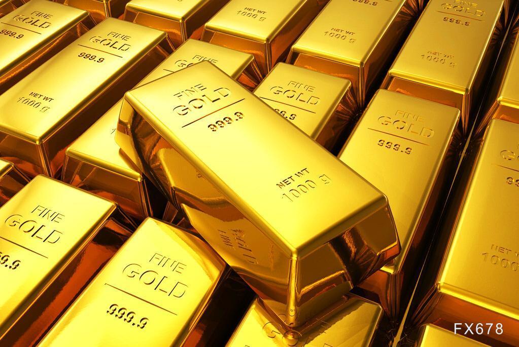 """黄金交易提醒:金价抵达""""十字路口""""!市场对短期走势看法不一,日内关注""""恐怖数据"""""""