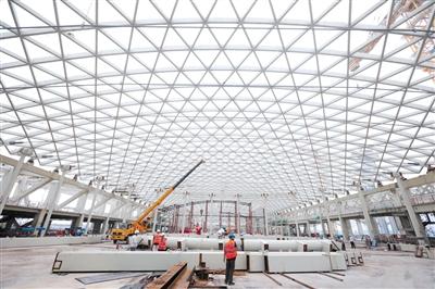 冬奥场馆智能建造技术将集体亮相服贸会