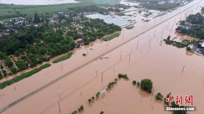 国家防总维持防汛Ⅲ级应急响应 两部门部署台风防御