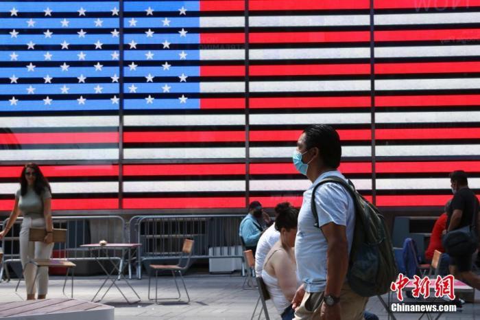 美媒:美国出现首例新冠二次感染病例 病情严重