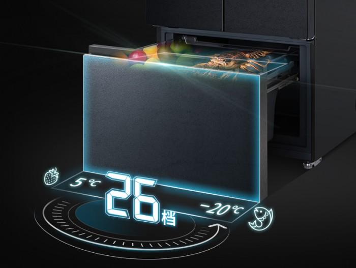 冰箱里的爱马仕,来自埃特纳火山的TCL X10养生舱冰箱