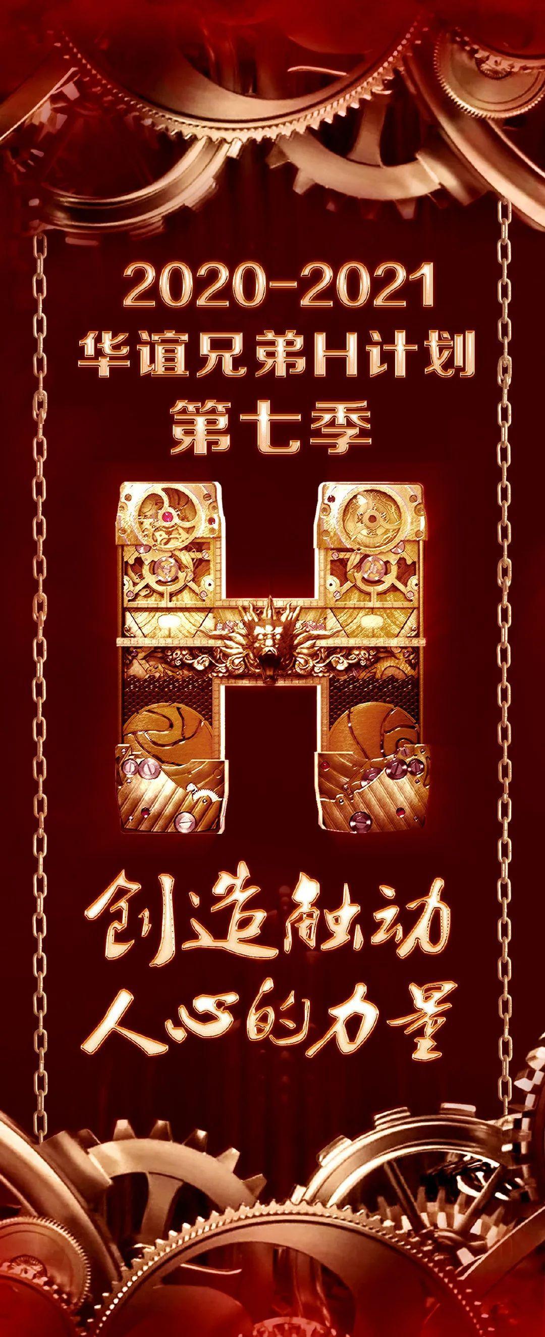 华谊兄弟年度片单