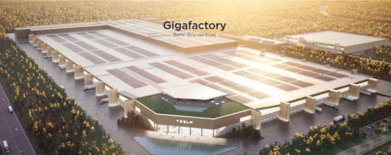 特斯拉申请为柏林超级工厂再开发100公顷土地