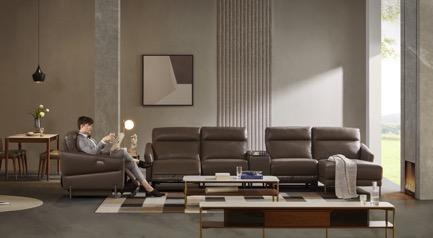 懒人到家+宅家躺赢?LAZBOY功能沙发带你解锁懒人节!