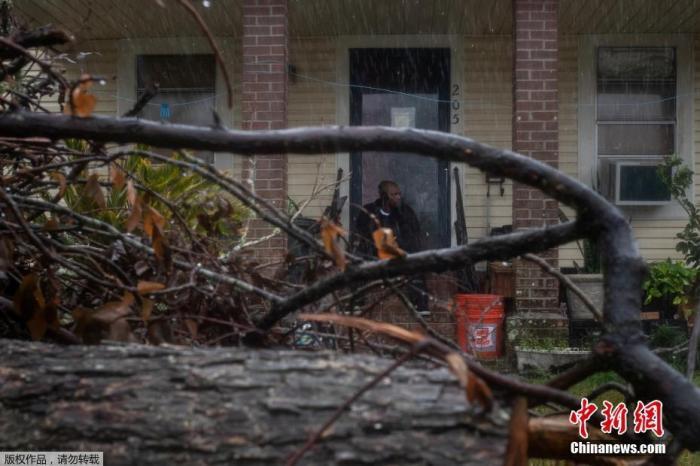 大西洋飓风频现迅速加剧现象 专家:全球变暖所致