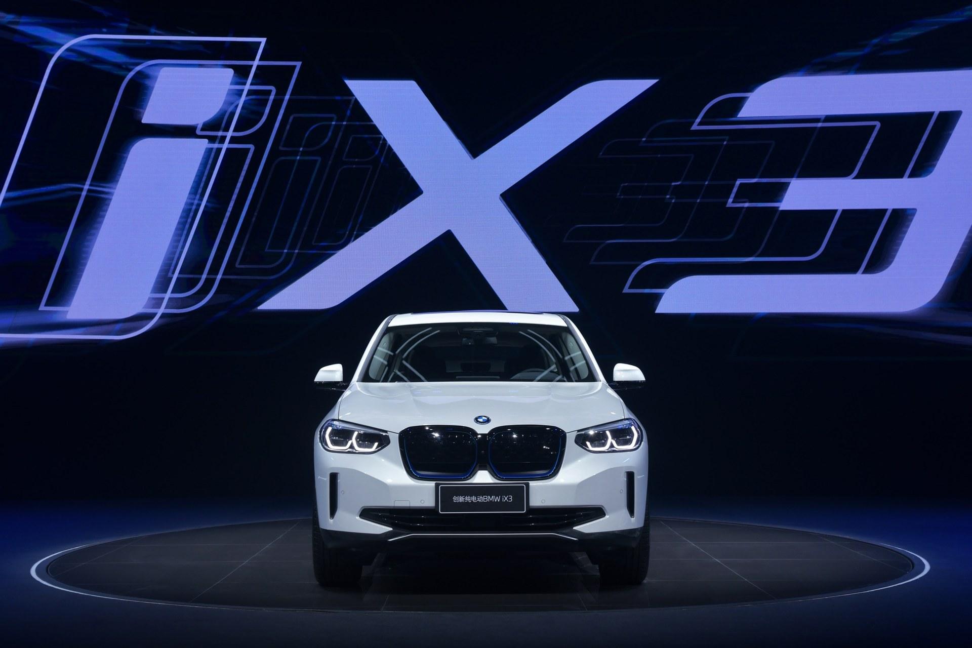 预售47万起 宝马iX3将于11月20日广州车展上市