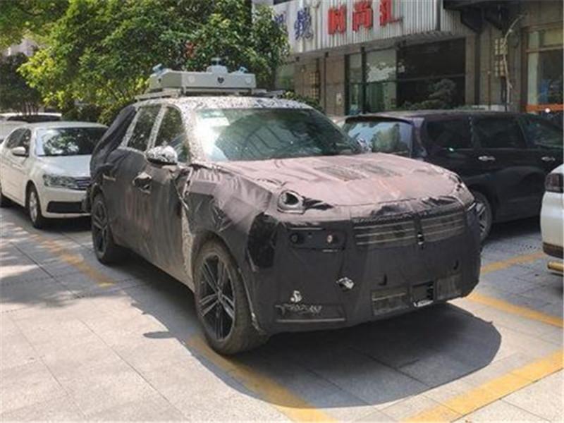 """""""换壳""""XC90/搭同款引擎 领克全新SUV命名敲定"""