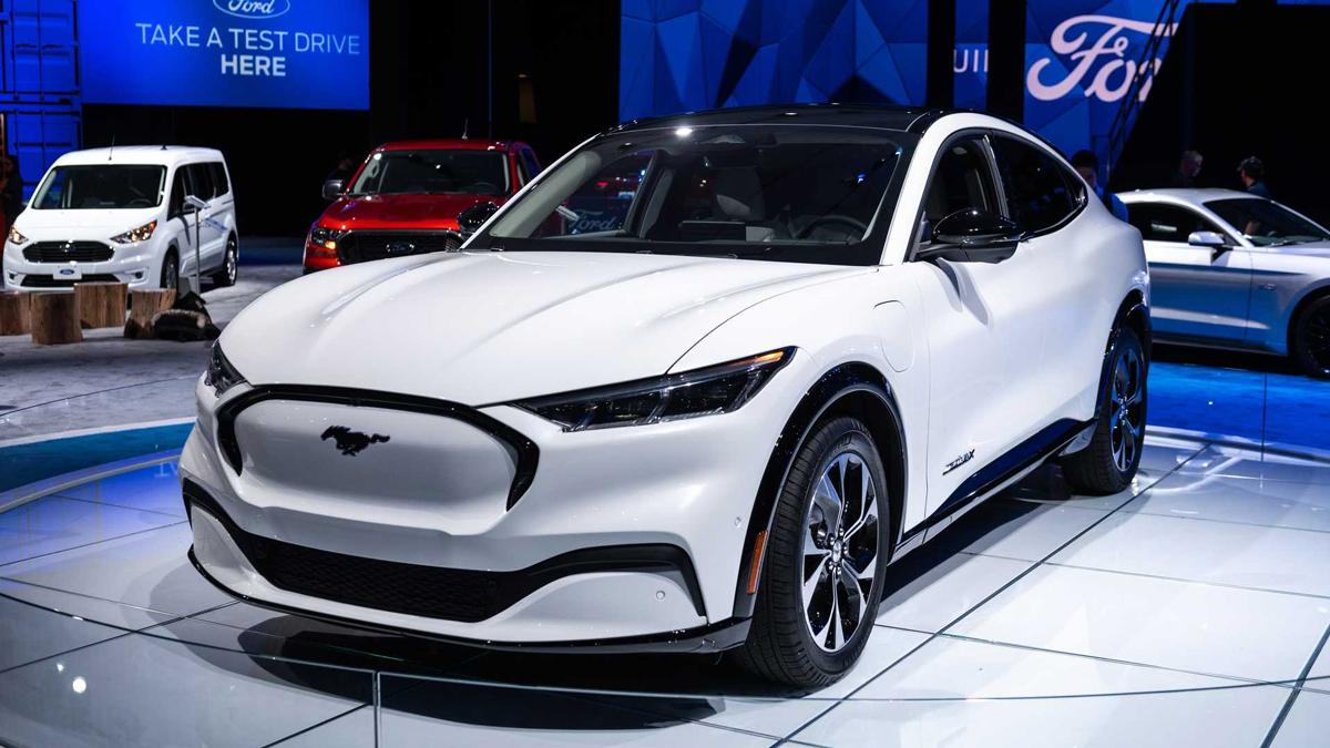 更具性价比 福特将推出价格合理的电动汽车