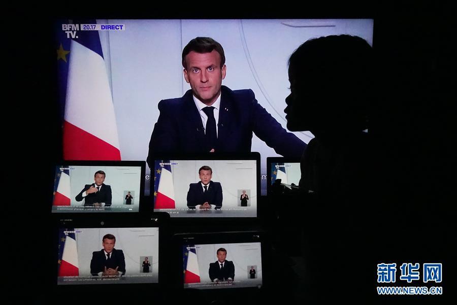 英媒:法国将在巴黎恢复宵禁 应对严峻疫情形势