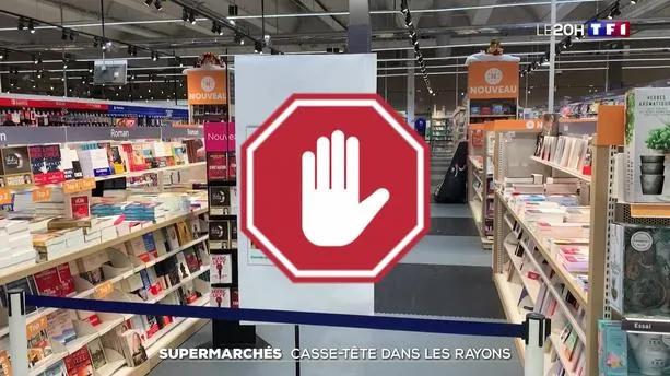 法国为什么要求大型超市下架非必需品?原因是法国第二波疫情来势汹汹,法卫生部长:每30秒就有一个巴黎人感染新冠