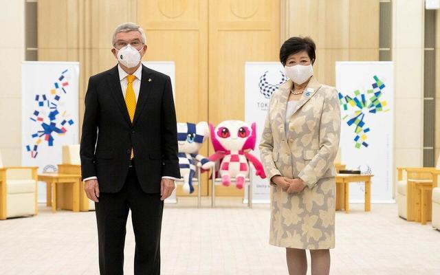 东京奥运入场观众数有限制,国际奥委会承担疫苗费用