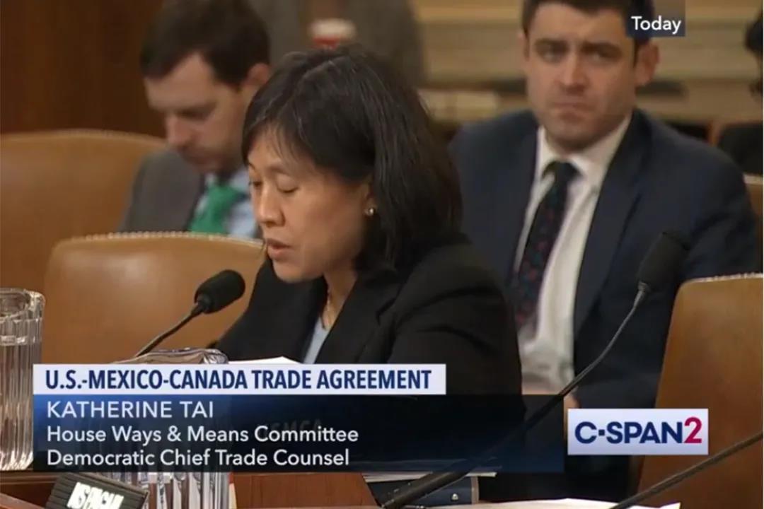 华裔出任贸易代表、赖斯转向国内,拜登最新提名啥意思?