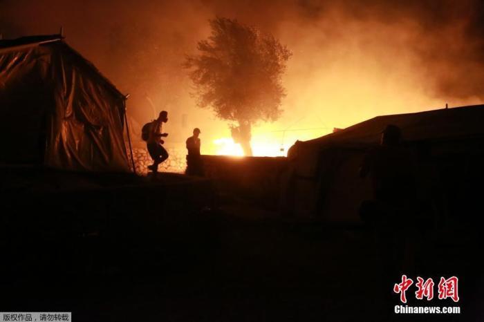 欧盟向波黑追加350万欧元援助应对难民营火灾