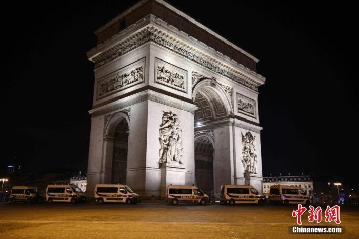 法国发现十余例变异病毒病例 官方宣布扩大疫苗接种范围