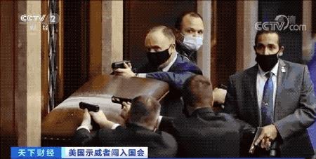 刚刚,美国国会确认拜登当选总统!4人在暴乱中死亡!拜登喊话特朗普:站出来!4任前总统发声