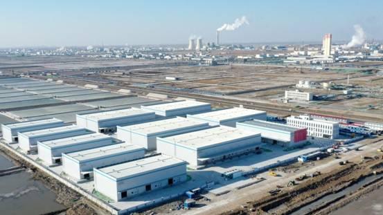 嘉里化工沧州物流中心举行开仓仪式 深化化工物流布局促进区域发展