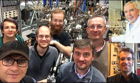 维也纳技术大学探讨金属氧化物表面催化行为不同的原因