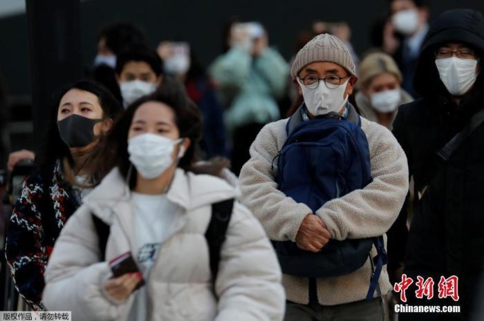东京一不满10岁女孩感染变异新冠病毒 未曾前往英国