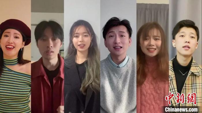 """""""心相近·春可期""""2021全英中国留学生春节晚会播出"""