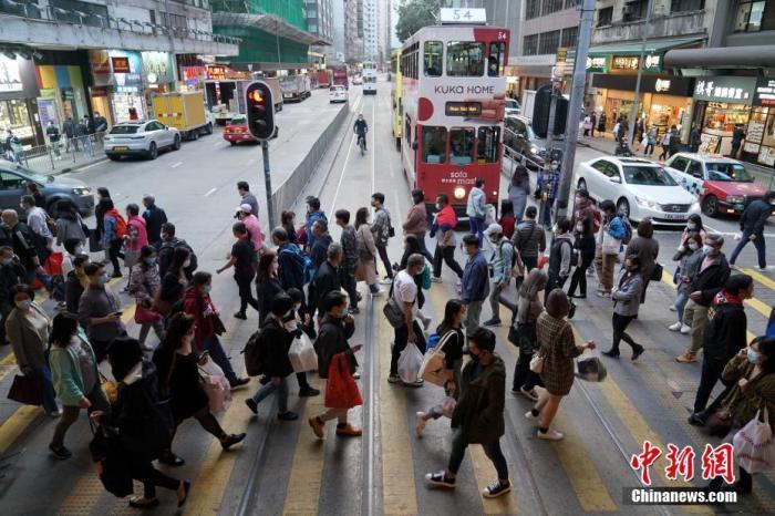 香港增22宗确诊病例 第四波疫情检测量逾300万