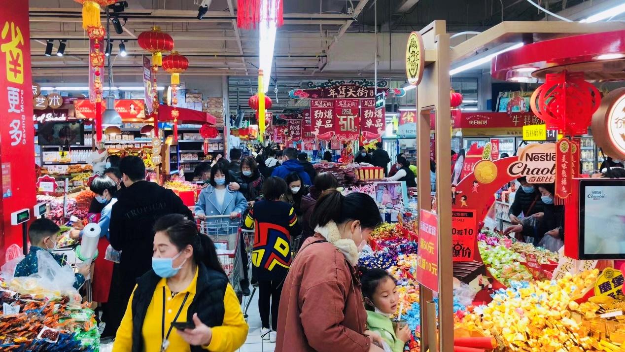 商务部点赞苏宁易购多举措保障春节消费
